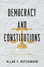 Democracy and Constitutions