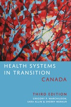 Health Systems in Transition: Canada, Third Edition