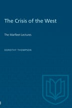 The Crisis of the West