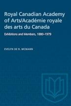 Royal Canadian Academy of Arts/Académie royale des arts du Canada