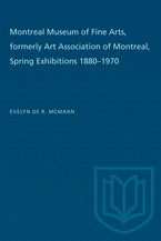 Montreal Museum of Fine Arts, formerly Art Association of Montreal