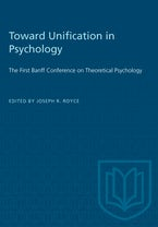 Toward Unification in Psychology