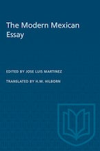 The Modern Mexican Essay