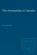 The Humanities in Canada
