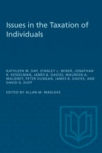 Issues in the Taxation of Individuals