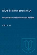 Riots in New Brunswick