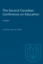 The Second Canadian Conference on Education