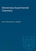 Elementary Experimental Chemistry