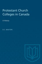 Protestant Church Colleges in Canada