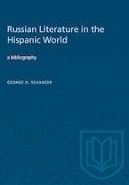 Russian Literature in the Hispanic World
