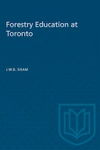 Forestry Education at Toronto