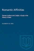 Romantic Affinities