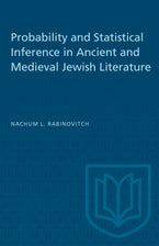 Probability and Statistical Inference in Ancient and Medieval Jewish Literature