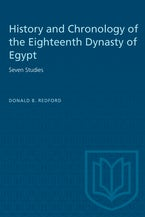 History and Chronology of the Eighteenth Dynasty of Egypt