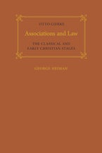 Associations and Law