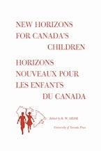 New Horizons for Canada's Children/Horizons Nouveaux pour les Enfants du Canada