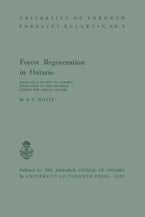 Forest Regeneration in Ontario