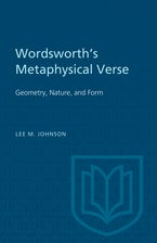 Wordsworth's Metaphysical Verse