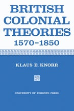 British Colonial Theories 1570-1850