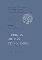 Studies in Siberian Ethnogenesis No. 2