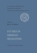 Studies in Siberian Shamanism No. 4