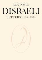 Benjamin Disraeli Letters