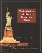 The Institutions of Liberal Democratic States