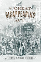 The Great Disappearing Act
